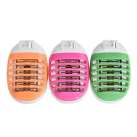 Fly Pest Bug Insect Trap Zapper Killer Night Lamp LED Electric Mosquito US Plug