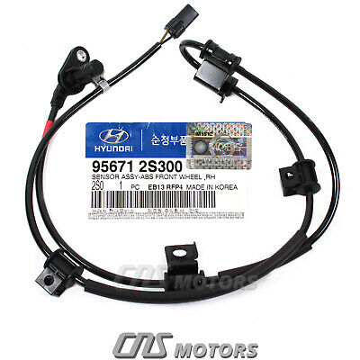 New Front Right ABS Wheel Speed Sensor For Hyundai Tucson 95671-2S300