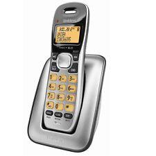 UNIDEN Dect 6.0 Digital Technology Cordless Phone System - Black - Up to 10 Hr