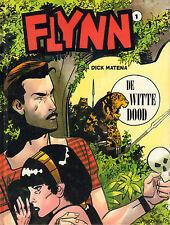 FLYNN 1 - DE WITTE DOOD - Dick Matena