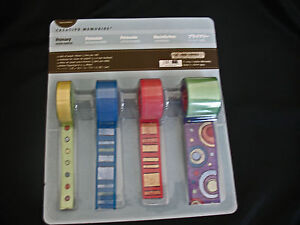 Creative-Memories-Paper-Ribbons-YOU-CHOOSE-New-in-Package-RETIRED