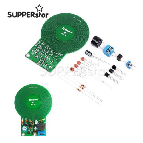 New Metal Detectors Simple Electronic Part Kits DC 3V-5V DIY ASS