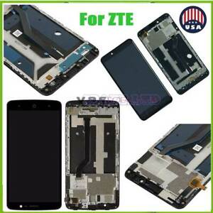 For-ZTE-Blade-Z-Max-Z982-Pro-Z981-N9560-Screen-LCD-Replacement-Display-Frame