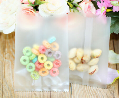 Haut Ouvert Matte Sacs en Plastique Joint Chaleur Sous Vide Food Seal sac de stockage emballage