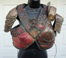 JOHN CARTER Movie Prop Wardrobe women Leather Armor Medieval Breast Plate LARP 2