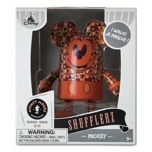 Disney-Mickey-Mouse-Ricordi-Shufflerz-Walking-Figura-7-Nuovo-con-Scatola