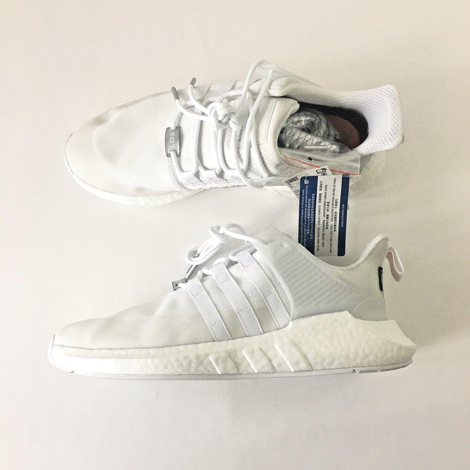 Adidas eqt unterstützung 93 / 17 steigern, Turnschuhe gore - tex - Turnschuhe steigern, schuhe weiße db1444 mens größe 10. 21881e