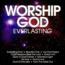 Worship God: Everlasting by Maranatha Music (CD, Nov-2013, Marantha!)