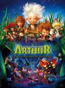 Arthur-et-la-vengeance-de-Maltazard-Edition-simple-DVD-NEUF