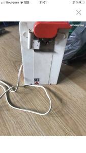 Ouvre boîte électrique Seb ancien vintage