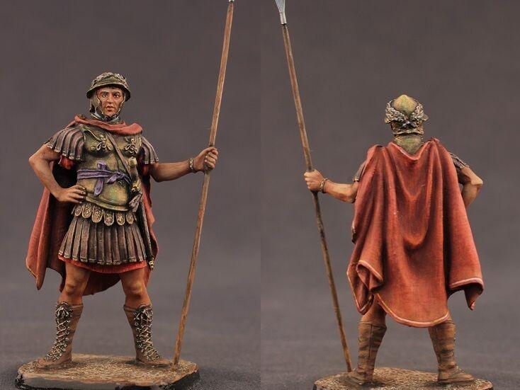 Tin toy soldiers ELITE painted 54 mm  Pyrrhus, King of Epirus, 306-297 a.C.