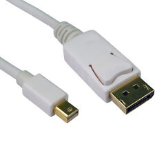 3m DisplayPort Male to Mini Thunderbolt Plug Adapter Cable/Lead -MacBook Pro/Air