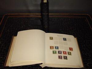 Berlin-1954-1990-gest-Sammlung-in-2-Borek-Vordruckalben