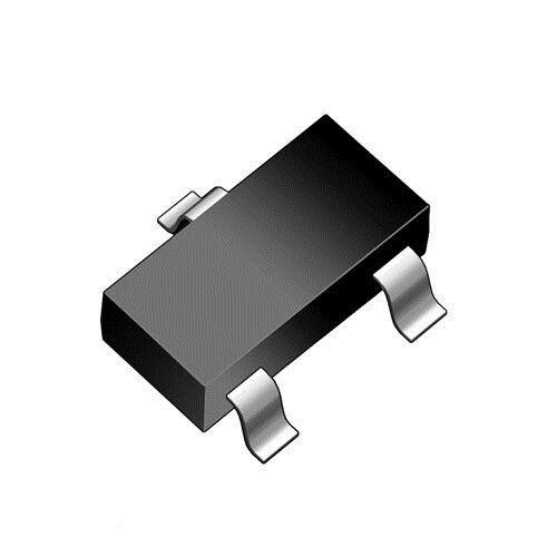 100//1000//3000 un.//lot BC817 SOT-23 NPN SMD transiator