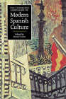 The Cambridge Companion to Modern Spanish Culture by Cambridge University Press (Hardback, 1999)