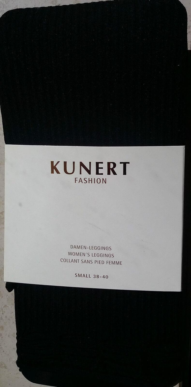 Kunert Fashion Leggings feingerippt supersofte Qualität Modell 385510 Netz