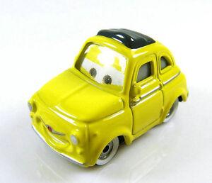 DISNEY-PIXAR-CARS-DIECAST-TOY-LUIGI-LOOSE-MT111