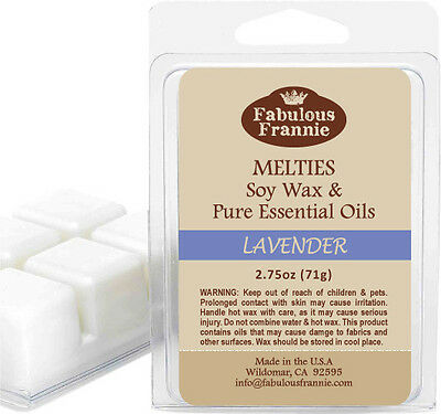 Soy Wax Melts/Tarts Pure Essential Oils