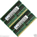 Memoria Ram Samsung 200 Pin 1gb (2x512mb) Ddr-266 Mhz Pc2100 Sodimm Laptop