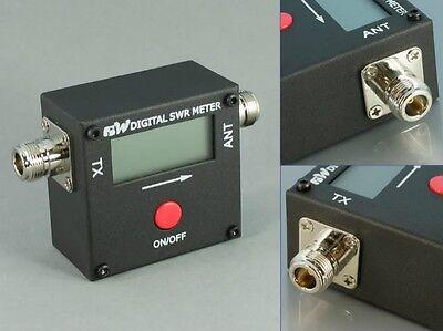 REDOT 1050A Mini Digital VHF UHF SWR Power Meter for Yaesu FT