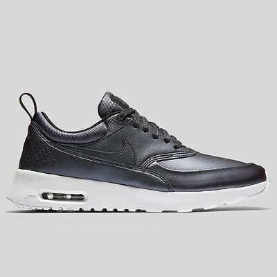 New Nike Women's Air Max Thea SE Shoes (861674 002) Metallic Hematite | eBay