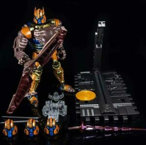 New Transformers Toy Masterpiece MP-41 Beast Wars Dinobot KO New in Stock