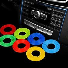 5M Auto Accessories Car Universal Interior Decorative Line Push In Gap Colorful