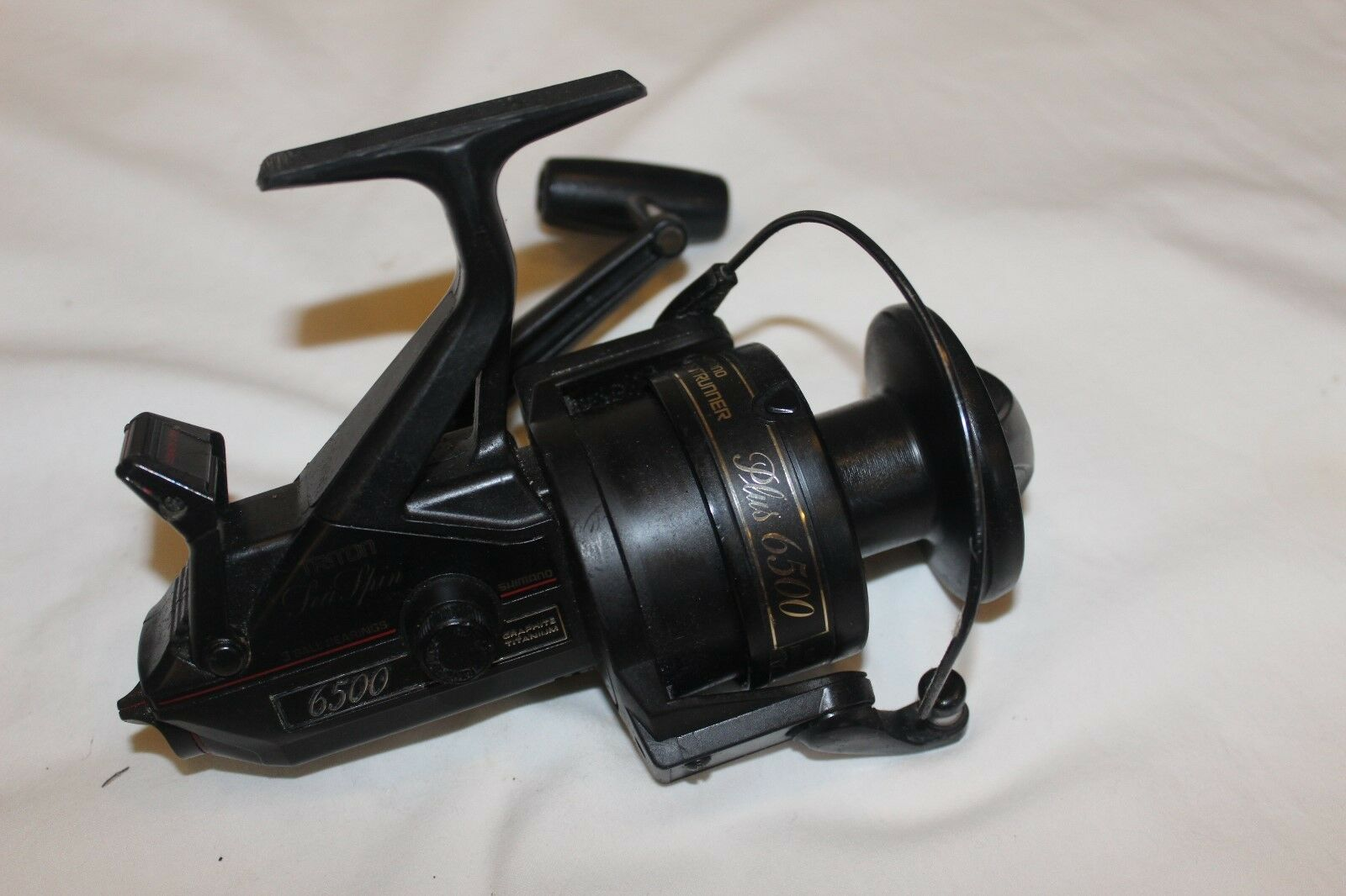 Shimano Baitrunner 6500-Made in Japan-nr-1164   the classic style