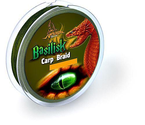 Quantum Radical Basilisk Carp Braid grün 350m 13,6kg//30lbs