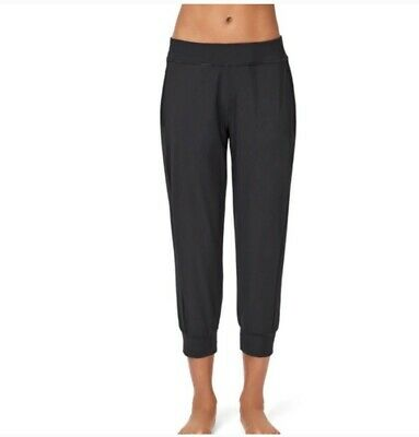 sweaty betty garudasana lightweight crop yoga pants black