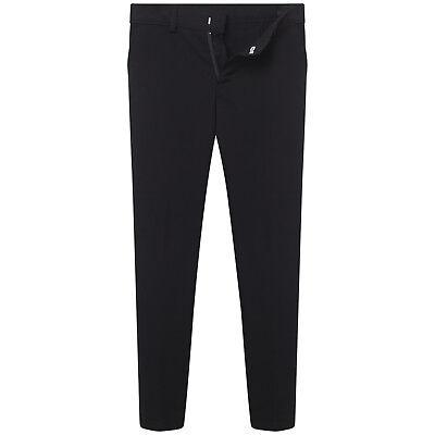 Kids Men/'s Black Smart Comfortable Trouser Formal Office School Uniform Pants