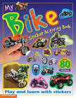 My Bike Sticker Activity Book by Chez Picthall (Paperback, 2009)