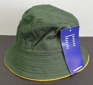 BNWT Boys//Girls Maroon LW Reid Sz M//57cm School Uniform Bucket Hat UPF 50+