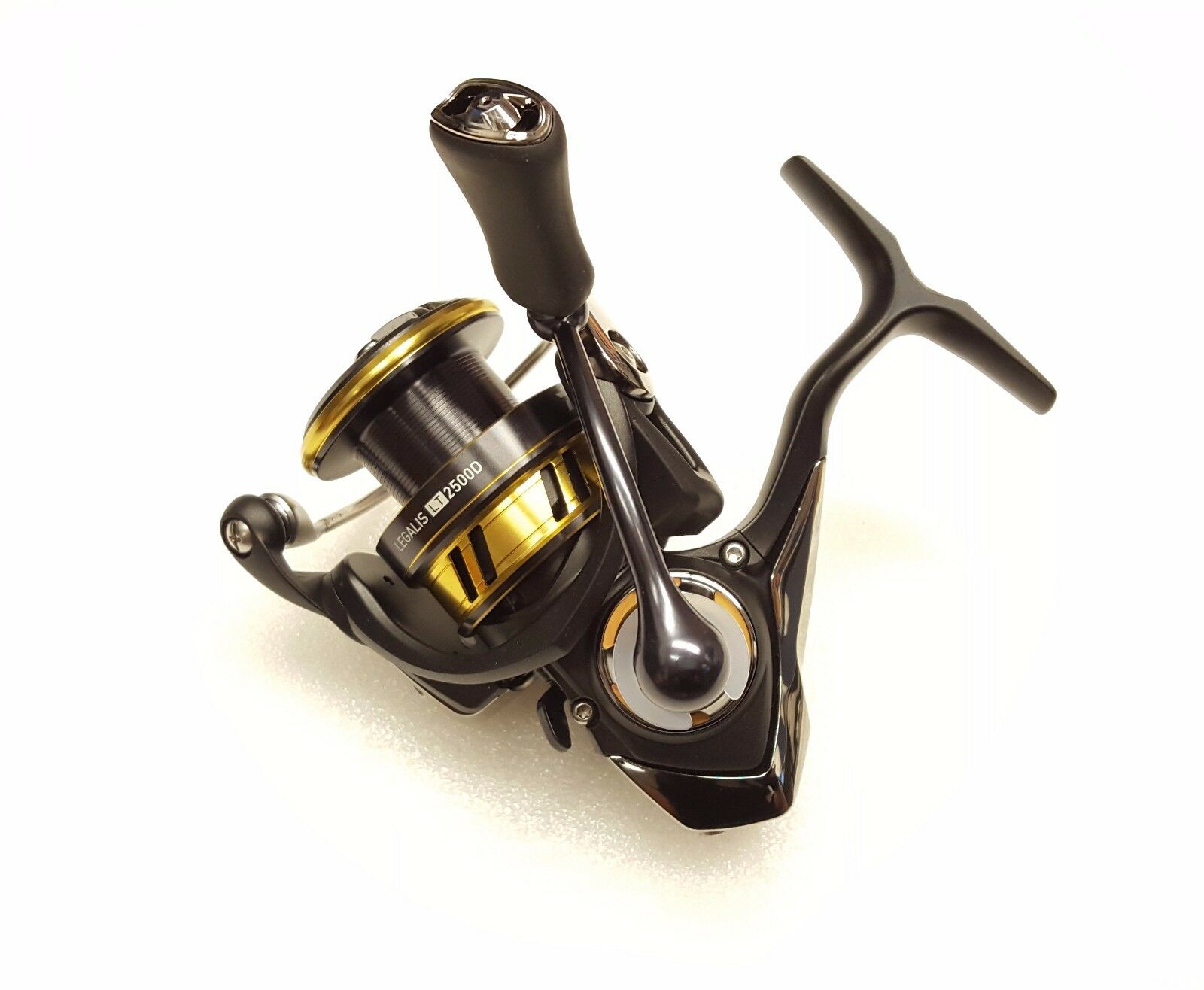 Daiwa Legalis LT 5.3 1 Left Right Hand Spinning Fishing Reel - LGLT2500D