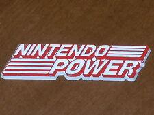 NINTENDO POWER Vintage Old SUBSCRIBER RARE RUBBER FRIDGE MAGNET Standings Board