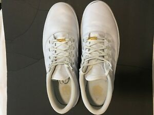 Collector Shoe? Nike Russell Westbrook's Low 2016 Why Not White Launch Sample 15