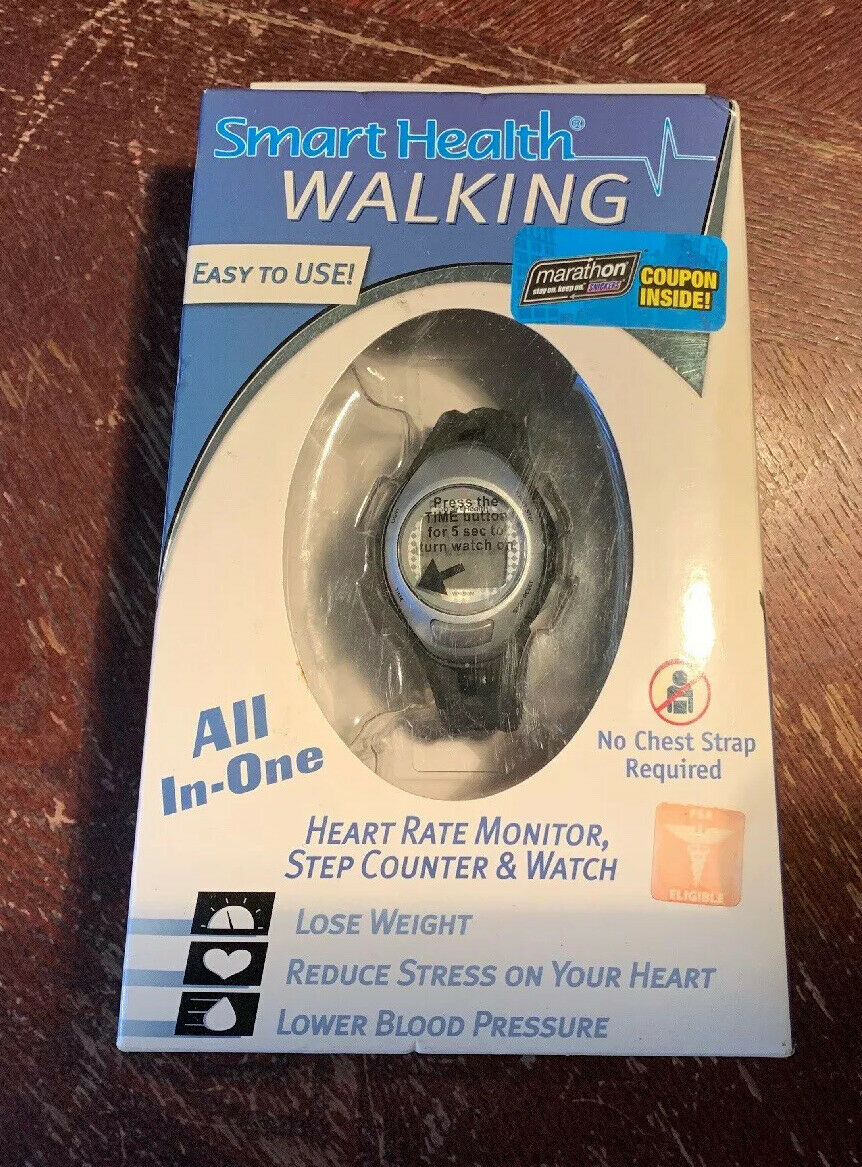 Smart Health Walking All in-one Lose Weight Reduce Stress Lower Blood Pressure 2