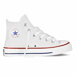 CONVERSE 3J253C YTHS CT CORE HI OPTICAL WHITE