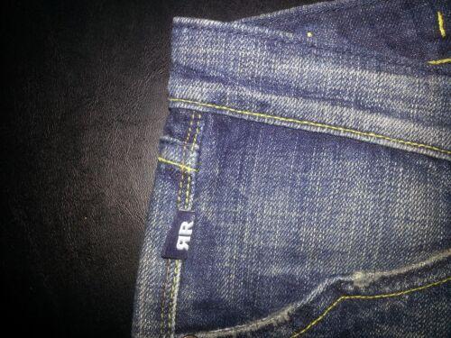 Flare 28x32 Rock Motley Republic 27 P2624 Nwot Sz Jeans Azzurro t1qA4Uw