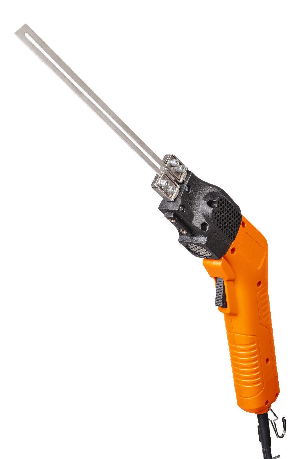 Profix Styroporschneider HotKnife 250 Thermosäge Heißdrahtschneider NEU 330 Watt