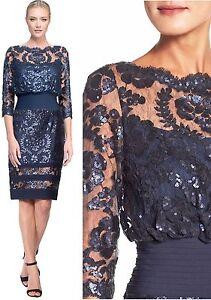 Tadashi Shoji Lace Evening Dresses