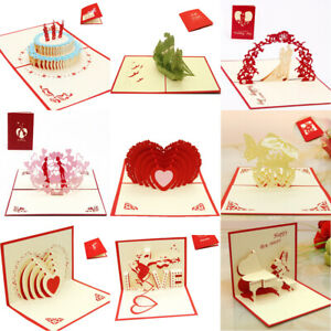 3D-Pop-Up-Card-Birthday-Wedding-Valentine-Anniversary-Greeting-Cards-Invitations