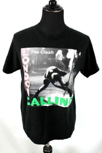 The Clash London Calling Band T Shirt size M Graph