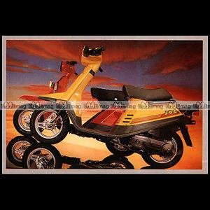 """#CP126 YAMAHA CE 50 JOG 1987 - Carte Postale Moto Motorcycle Postcard - France - État : Occasion : Objet ayant été utilisé. Consulter la description du vendeur pour avoir plus de détails sur les éventuelles imperfections. Commentaires du vendeur : """"Carte postale en excellent état / Postcard in perfect condition"""" - France"""