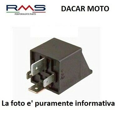 1998-2015 fits PIAGGIO BEVERLY 125 200 250 300 58115R 12V 80A STARTER RELAY