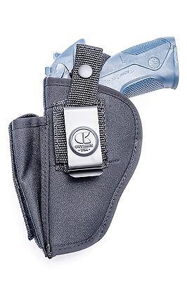 AR 24K-13 Premium OWB Nylon Gun Belt Holster for Armalite AR 24K-10