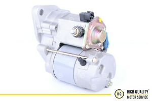 Starter-Motor-for-Kubota-Bobcat-15461-63013-D1302-D1402-1-4KW-12V-9-Tooth