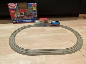 Thomas Trackmaster Thomas Busy Day Lower Tidmouth Station