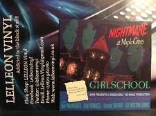 Nightmare At Maple Cross Girls School LP Album Vinyl  GWLP2 A1/B1 Rock 80's