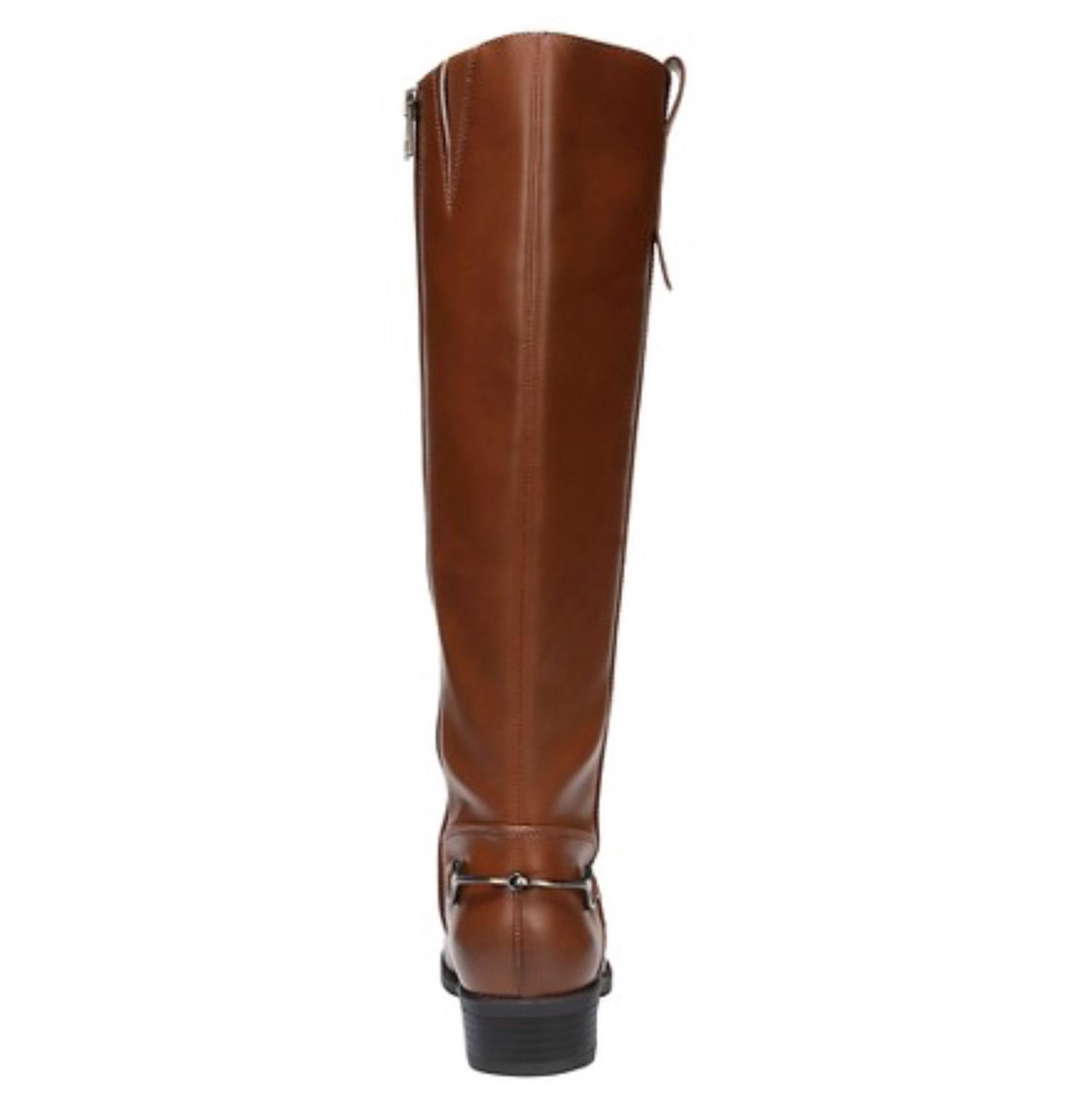 Sam And Libby Tall Brown Riding Boots Cognac Brown Tall NEW 34fcd7
